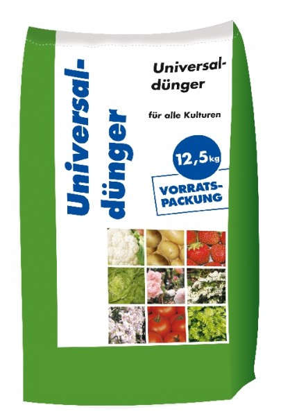 Engrais Universel pour Potager Sac de 12,5 kg