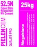 Ciment Pielen Megablanc<br /> CEM II / A-LL 52,5 N